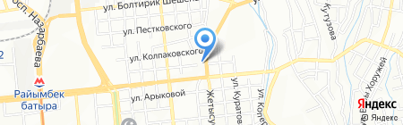 All Cloud Technologies на карте Алматы