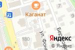 Схема проезда до компании Abris Distribution Kazakhstan в Алматы