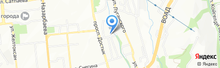 Ренессанс на карте Алматы
