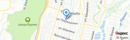 Транспортная фирма на карте Алматы