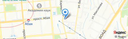 Aluan Appraisal на карте Алматы