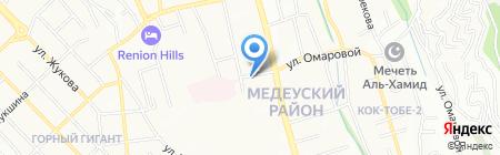 ALTERNA-L на карте Алматы