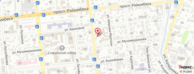 карта алматы с улицами Trackid Sp 006 Bookpremier