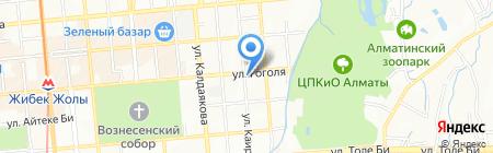 Fruit Wave на карте Алматы