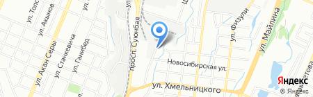CNDL на карте Алматы
