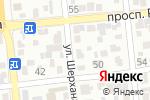 Схема проезда до компании Обзор в Алматы