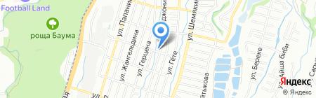 Beierton на карте Алматы