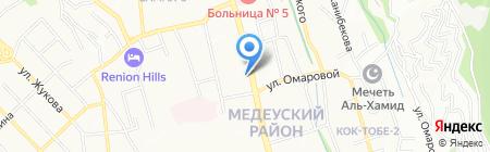 Advanced Pub Arsenal на карте Алматы