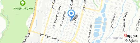 Компания по проведению детских праздников на карте Алматы