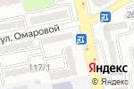 Схема проезда до компании Kangoo Club в Алматы