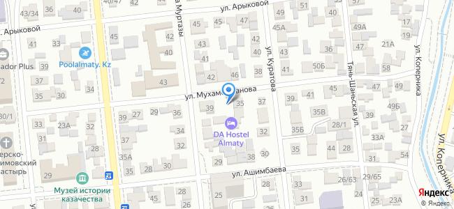 улица Мухамеджанова 33