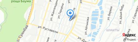 Ремонтно-монтажная компания на карте Алматы