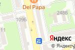 Схема проезда до компании Семейная Академия в Алматы