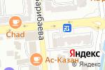 Схема проезда до компании Evolution в Алматы