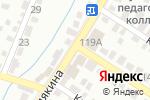Схема проезда до компании Магазин сотовых телефонов и аксессуаров в Алматы
