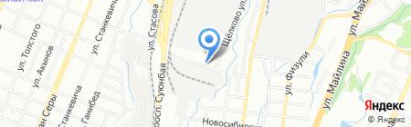 Магия салон красоты на карте Алматы