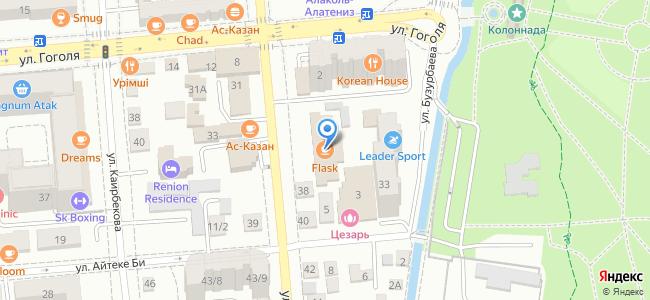 улица Барибаева, 36