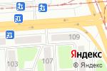 Схема проезда до компании ТАНДЕМ в Павлодаре