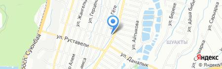 Компания по производству бильярдных киев на карте Алматы