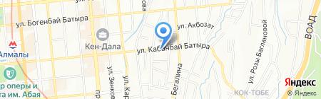 IClinic на карте Алматы