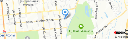 СЕЙФShop на карте Алматы