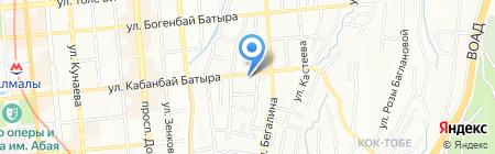 Silo Navien торговая компания на карте Алматы