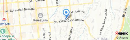 GPN Tech на карте Алматы