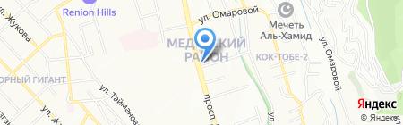 Фильтротех-Сервис на карте Алматы