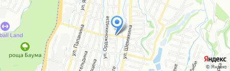 Наиль на карте Алматы