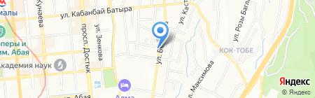 Электронстандарт-прибор-Казахстан на карте Алматы