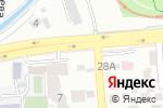 Схема проезда до компании Гис-Каспий, ТОО в Алматы