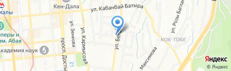ВеСНа на карте Алматы