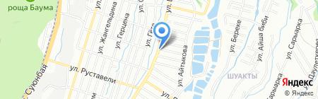 Lutrade на карте Алматы