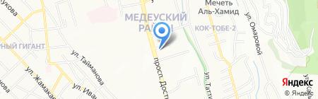 Krohne на карте Алматы