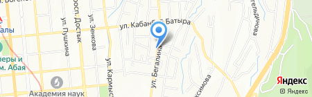 SNOWWHITE на карте Алматы