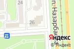 Схема проезда до компании Нурбанк в Павлодаре