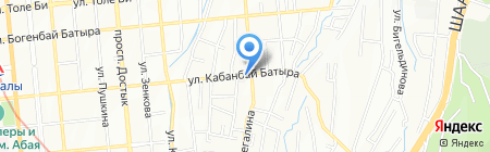 Vianor ТОО на карте Алматы