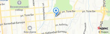 Delux Printery на карте Алматы