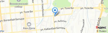 ViCom на карте Алматы