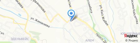 ENRC Logistics на карте Алматы