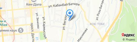 ILWA Technologies на карте Алматы