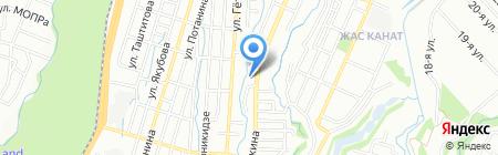 Castrol на карте Алматы
