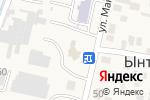 Схема проезда до компании Ынтымак в Ынтымаке