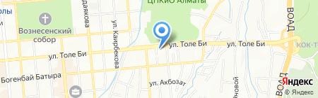 Radix Solution на карте Алматы