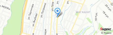 Азия Сервис на карте Алматы