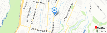 Into-clean на карте Алматы