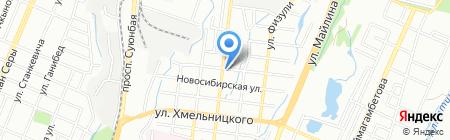 КМКServis на карте Алматы