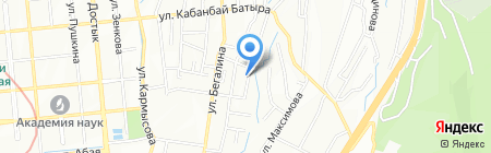 AQUABABY на карте Алматы