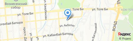 DS Group на карте Алматы