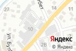 Схема проезда до компании KORDI в Алматы